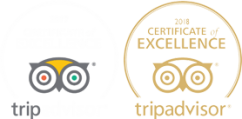 trip adviser certificate of excellence 2017-2018